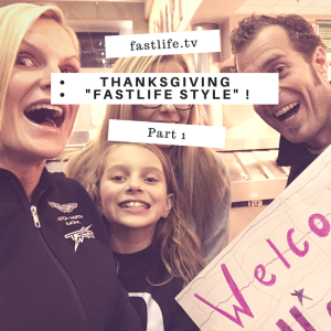 "Thanksgiving ""Fastlife Style""-Part 1 Social Post"